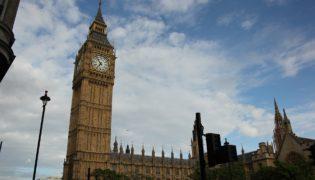 Уровни тревоги и меры безопасности в Великобритании